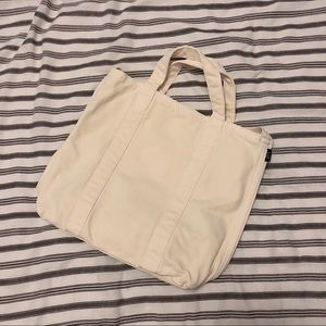 Women's Mini Canvas Tote Bag from GAP